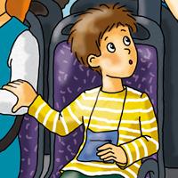 Höflichkeitsformen – Bad und Bus
