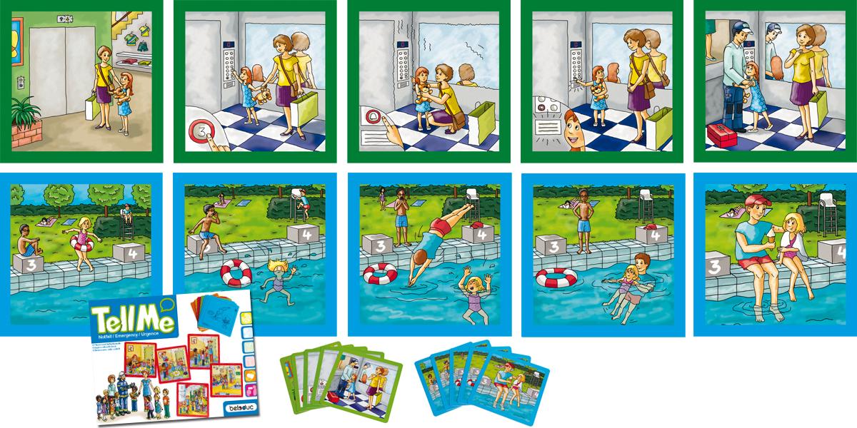 Safety Issue – Fahrstuhl und Schwimmbad