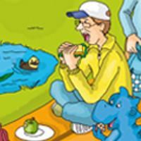Herbstspaziergang und Picknick