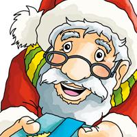 Ausmalbuch Weihnachten