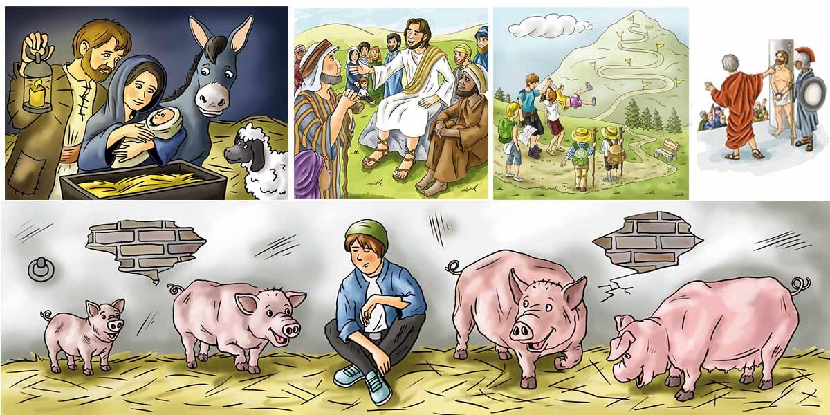 Motive für Religionsunterricht