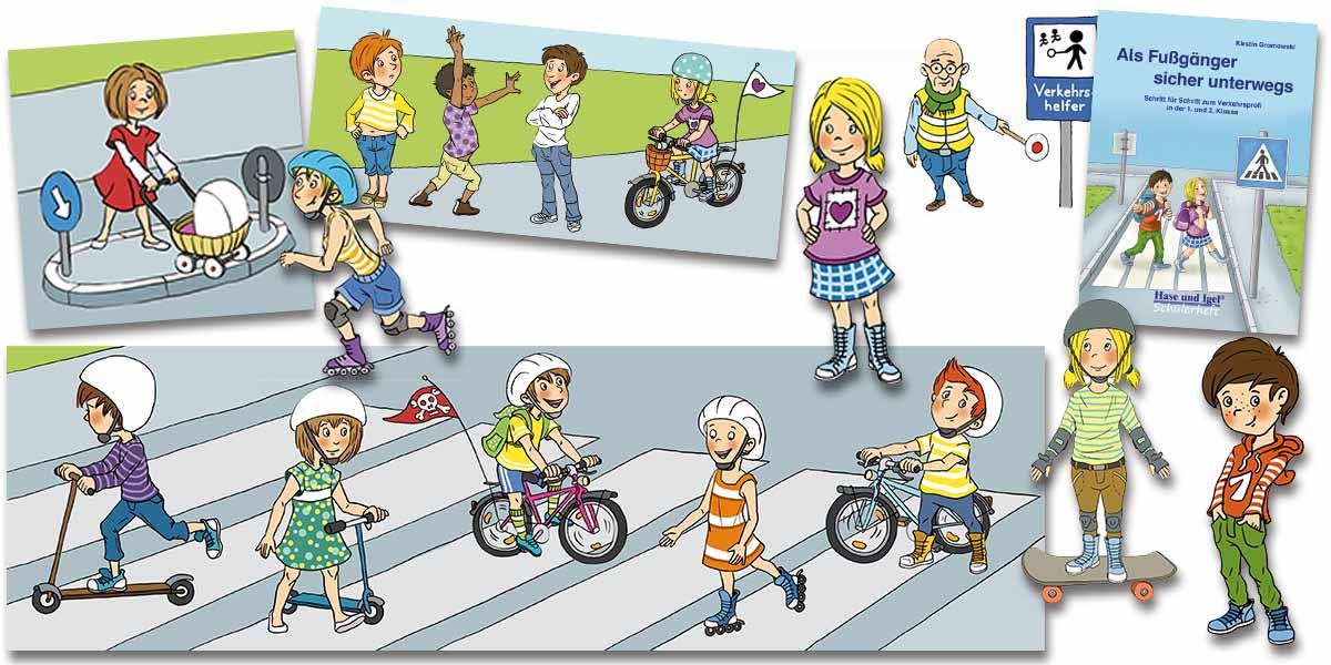 Verkehrslernbuch